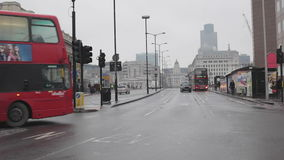London Bridge Time Lapse stock footage
