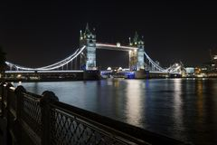 London bridge tower royalty free stock photography