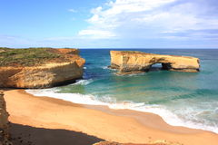 London bridge twelve apostles Stock Image
