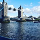 London Bridge Royalty Free Stock Image