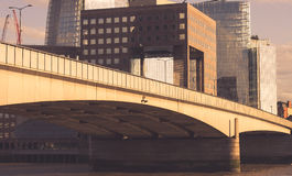 London Bridge Royalty Free Stock Photo