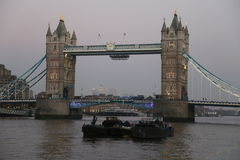 London Bridge in United Kingdom Royalty Free Stock Image
