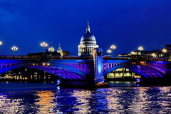 London bridges Stock Photos