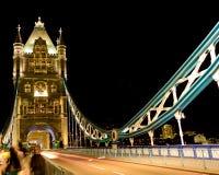 London bro Royaltyfri Fotografi