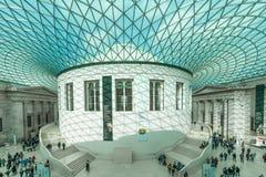 london brytyjski muzeum Zdjęcia Stock