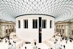 london brytyjski muzeum Fotografia Stock