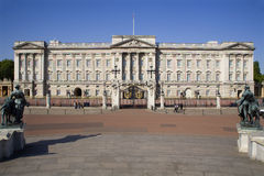 London - Buckingham palace Royalty Free Stock Photos