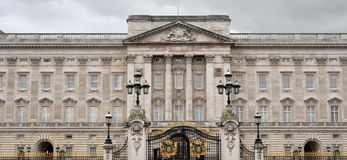 London - Buckingham Palace Stock Photos
