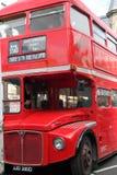 London-Bus stockbilder