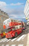 London bus Royalty Free Stock Photo