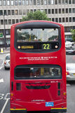 London-Bus Stockbilder