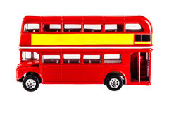 London bus model Stock Images