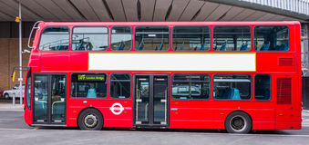 London Bus Royalty Free Stock Photo