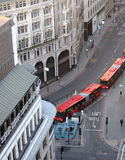 London Buses Royalty Free Stock Photo