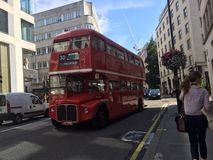 London buses Stock Images