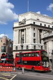 London buses Royalty Free Stock Photography