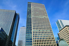 London business district Stock Photos