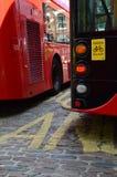 London bussar Royaltyfri Bild