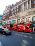 London Busses Stock Image
