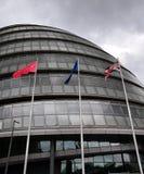 London& x27; câmara municipal de s foto de stock royalty free