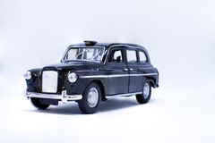 London cab toy Stock Images
