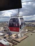 London Cable Car Royalty Free Stock Photo