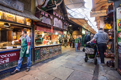 London Camden Market Stables Stock Photos