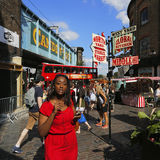 London Camden Market Stock Photos