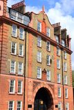 London - Camden. London, United Kingdom - old residential architecture in Camden Town district Stock Image