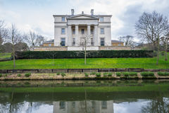 London Canal Mansion Royalty Free Stock Photography