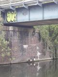 Grand Union canal royalty free stock photo