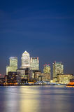 London, Canary Wharf Royalty Free Stock Photography