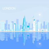 London - capital city of the United Kingdom of Great Britain and Northern Ireland. Stock Photography