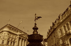 London the capital of England Royalty Free Stock Photography
