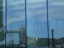 London. Capital of England 2012 Olympic Game, tower Bridge Stock Images