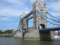 London. Capital of England 2012 Olympic Game, tower Bridge Stock Photo