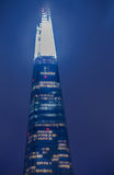 London. Capital of England The Shard building tall architecture Stock Photos
