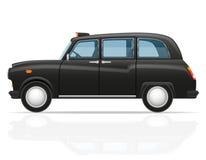 London car taxi vector illustration Stock Photo