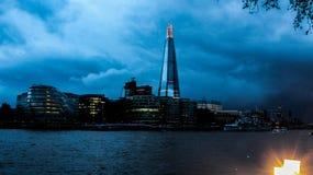 London. Central London Landscape Of Buildings Stock Images