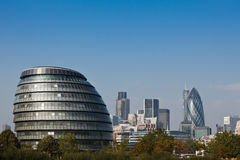 London City Royalty Free Stock Image