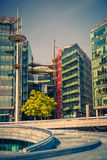 London City Royalty Free Stock Photo