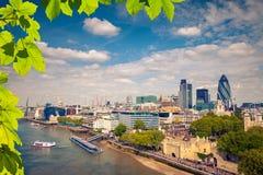 London City Royalty Free Stock Photos