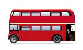 London City Bus Stock Photo
