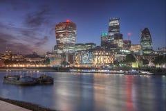 London city center, United Kingdom Royalty Free Stock Images