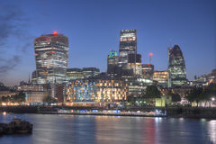 London city center, United Kingdom Stock Photography