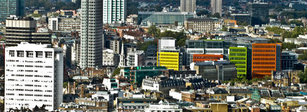 London City. A colorful city at a glance Stock Photo