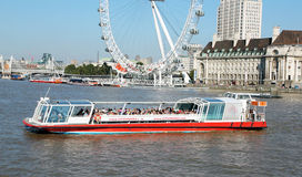 London City Cruise Stock Image