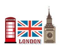 London city design Stock Image