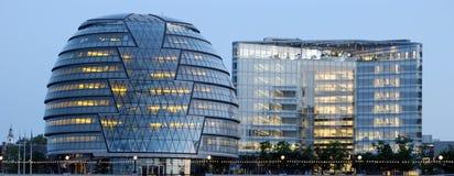London City Hall - 2 Stock Photo