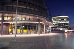 London city hall Royalty Free Stock Photos